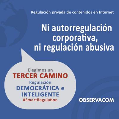 placa #InternetSmartRegulation